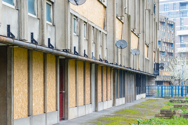 Government creates 'Right to Regenerate' in bid to turn derelict buildings into homes