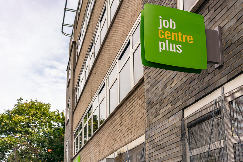 Ministers have pledged to double the number of job centre work coaches by the end of April (picture: Getty)