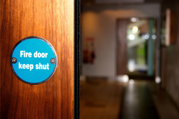 Government will legislate for three-monthly fire door checks