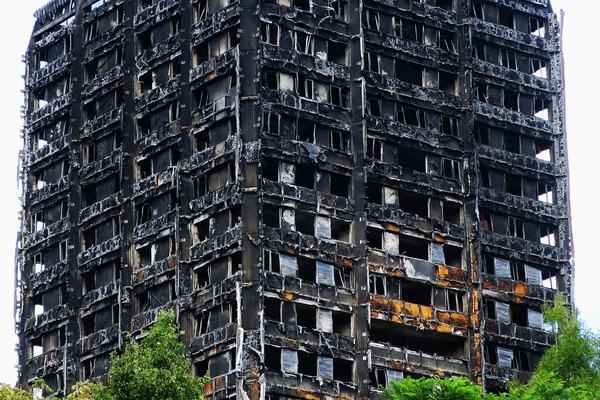 Grenfell Inquiry: 'compelling evidence' external walls did not comply with building regulations