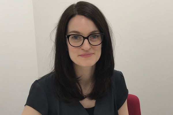 Jess Page, tenancy support programme manager, Notting Hill Genesis