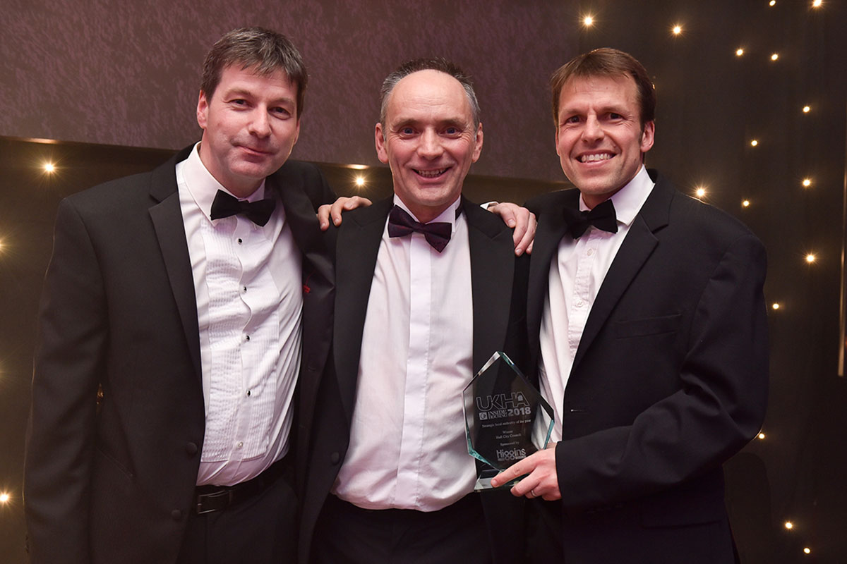 STRATEGIC LOCAL AUTHORITY OF THE YEAR
