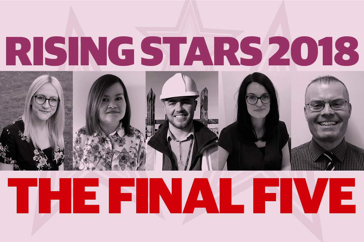 Rising Stars 2018: the final five revealed