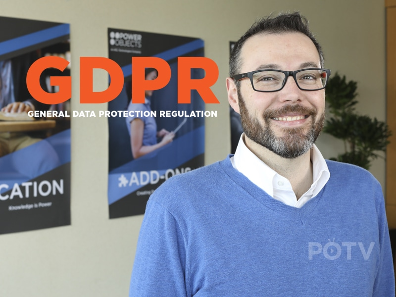 D365 In Focus – General Data Protection Regulation [VIDEO]