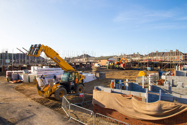 Housing association signs JV with newly launched Vistry Homes to build more than 1,000 new homes