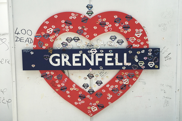 Anger from survivors as police say no Grenfell charges before late 2021