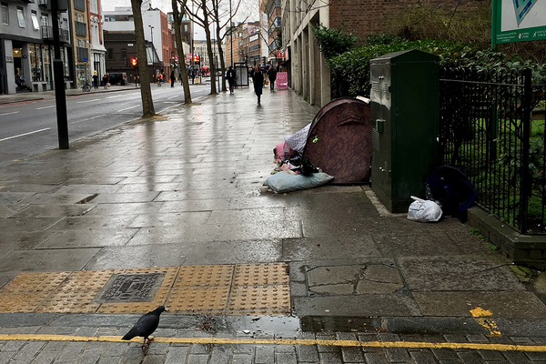 Councils warn government they cannot be left to foot coronavirus rough sleeping bill