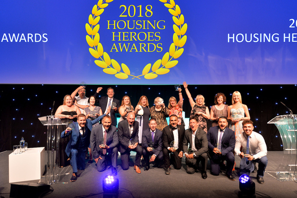 Housing Heroes awards winners revealed