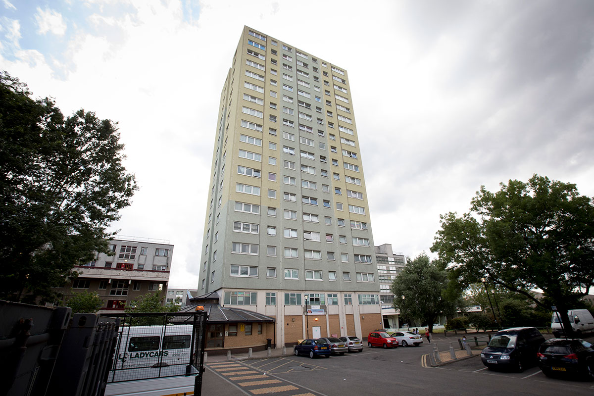 Broadwater Farm: a large panel system case study