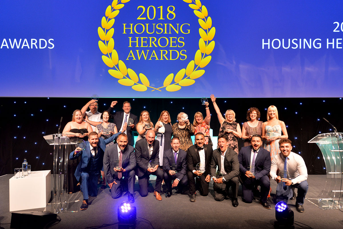 Copy of Why they won - full details of the Housing Heroes Awards 2018 winners