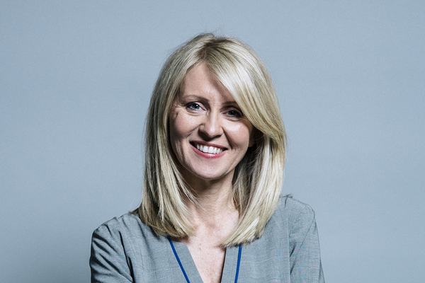 Esther McVey loses housing minister position in cabinet reshuffle