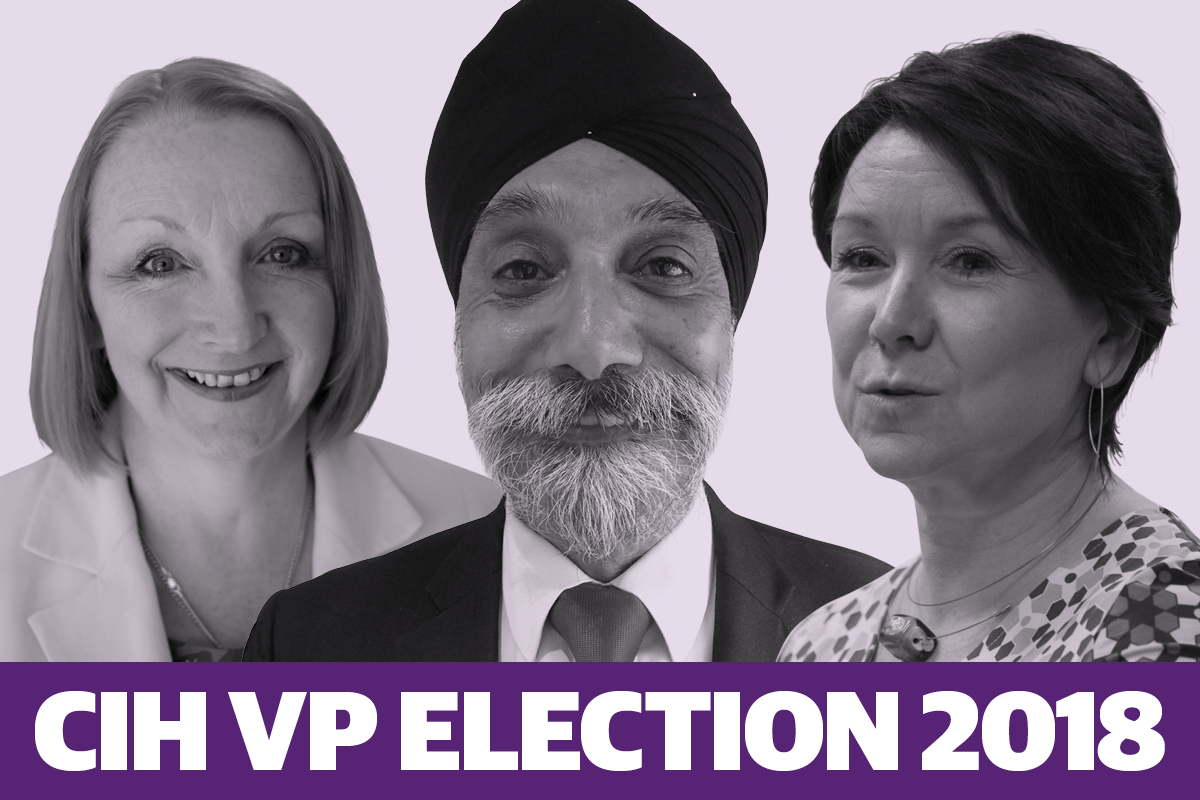 CIH vice-president election 2018 – meet the candidates