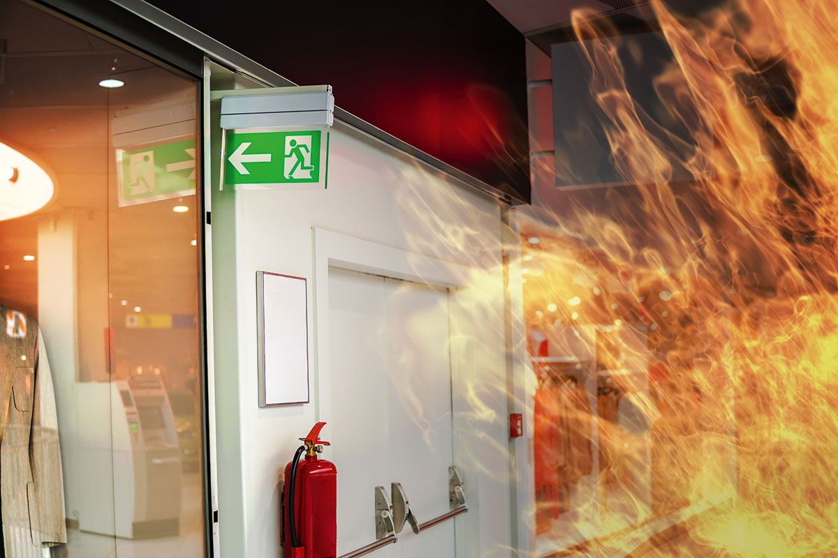 Fire safety in the spotlight