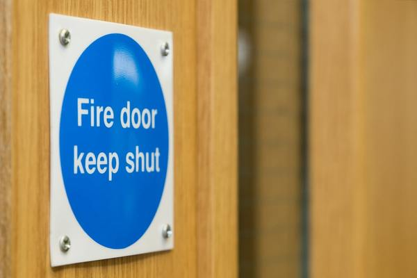 No safety issues with timber fire doors, government says