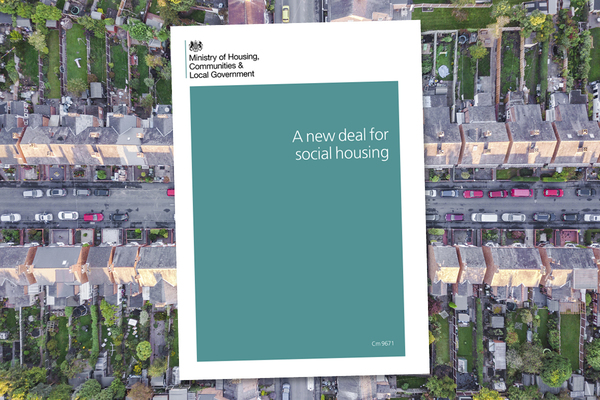 Social Housing Green Paper: full coverage
