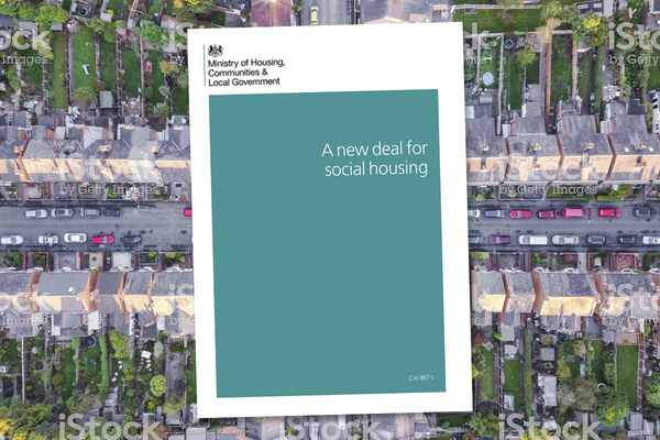 Social Housing Green Paper: full coverage
