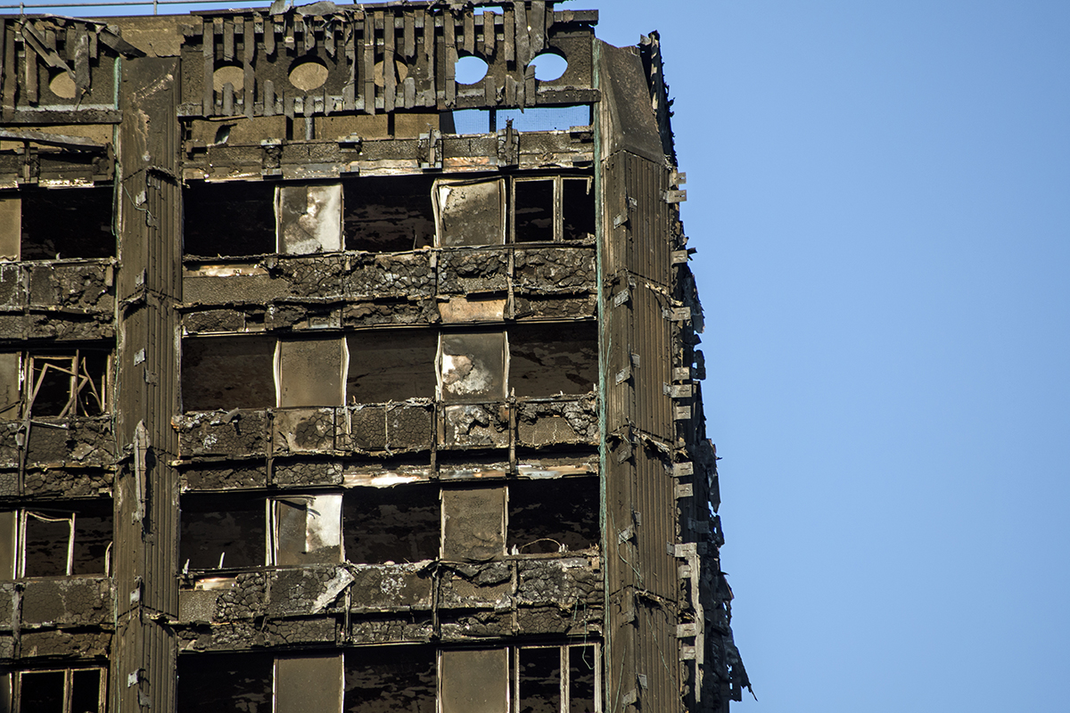 The Grenfell Inquiry questioned witnesses about the switch from zinc cladding to aluminium composite material panels