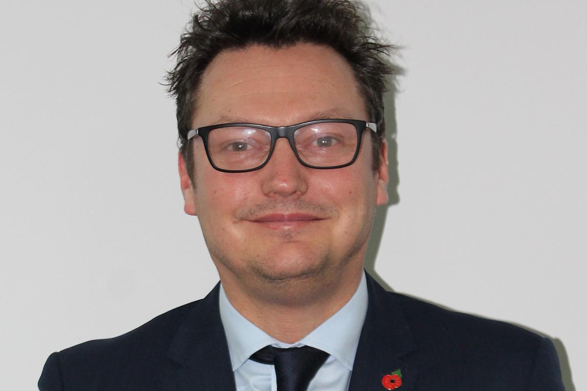 Jonathan Drake - service director, Salix Homes