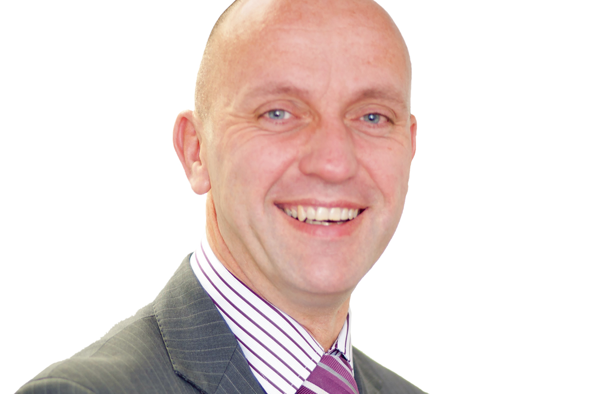 Nick Atkin - group chief executive, Halton Housing