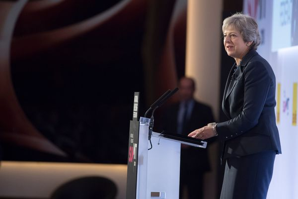 Theresa May throws support behind housing associations in landmark speech