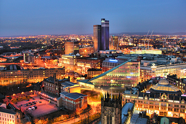 Manchester City Council commits to 6,400 affordable homes by 2025