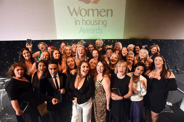 Women in Housing Awards winners revealed