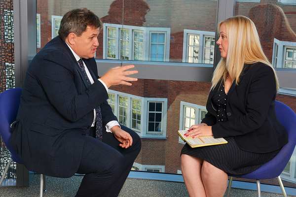 The big Housing Day interview: Kit Malthouse is grilled by Leslie Channon