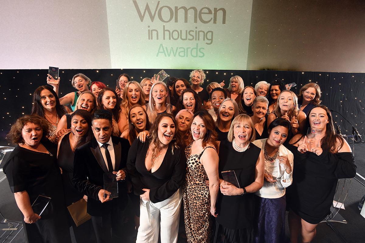 Women in Housing Awards 2018 - the winners