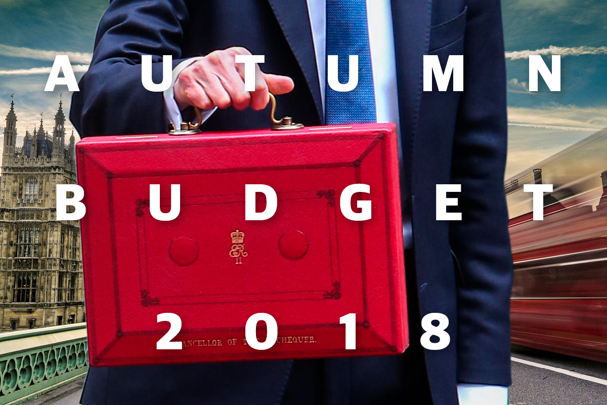 Image result for View our 2018 Autumn Budget Report