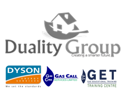 Duality group (Dyson, GasCall and GET)