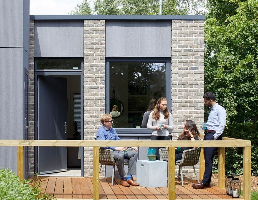 Micro-living: Rapid, cost-effective and eco-friendly homes