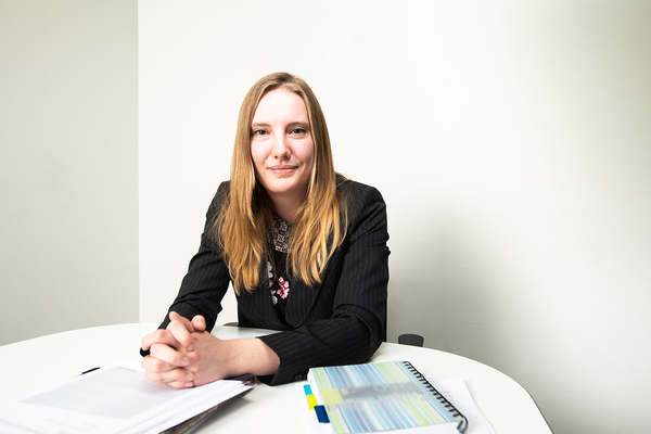 Meet the sector's junior researcher of the year