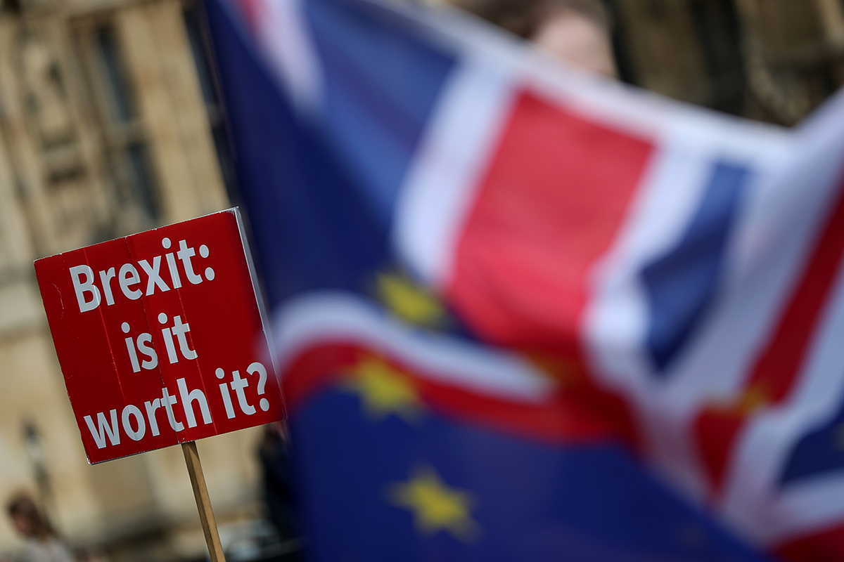 How would the sector cope with a 'no deal' Brexit?