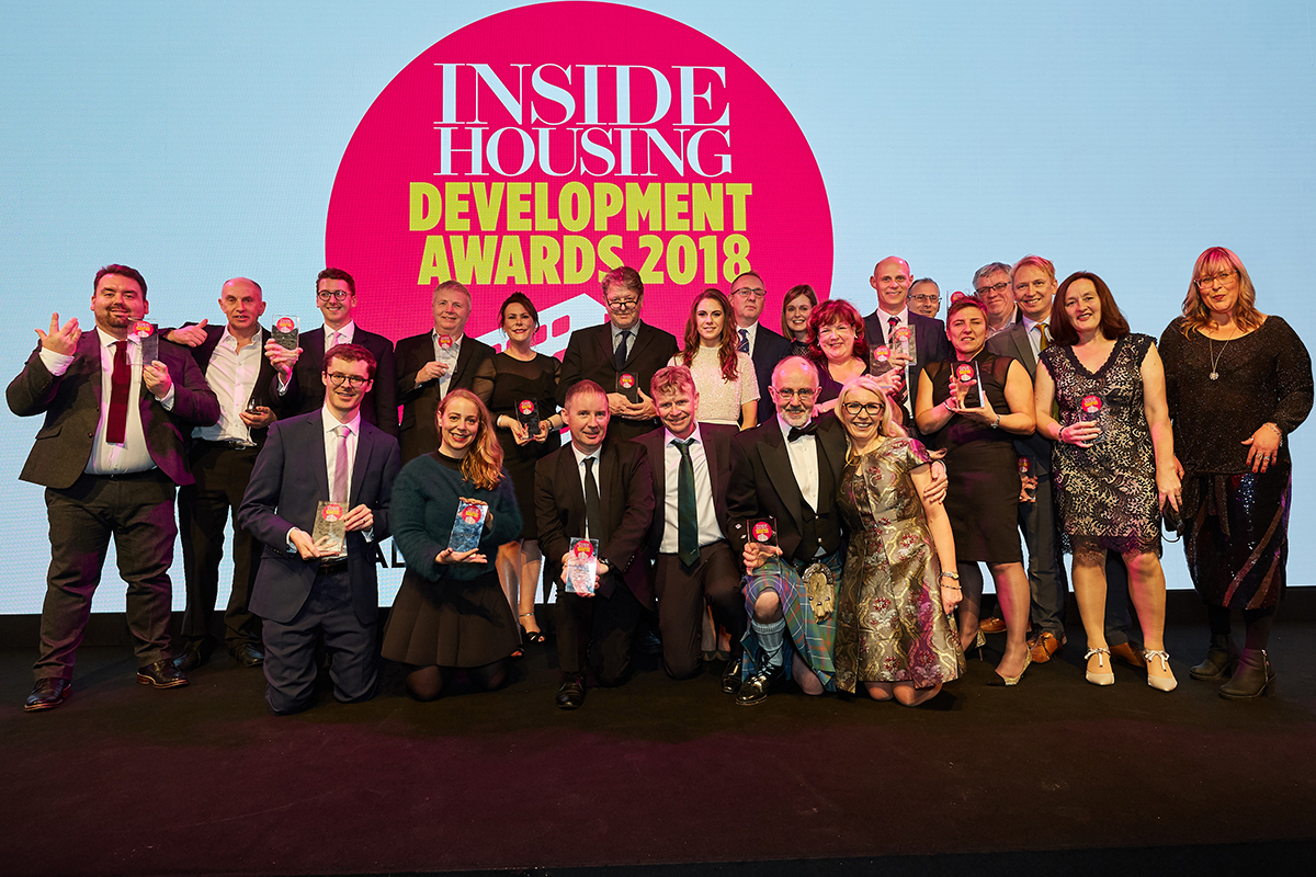 Inside Housing Development Awards 2018 - why they won