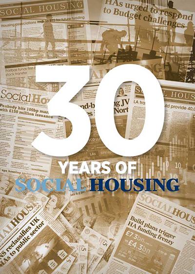 Social Housing Digital Edition: 30-year anniversary supplement