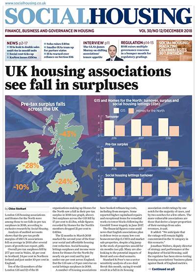 Social Housing Digital Edition - December 2018