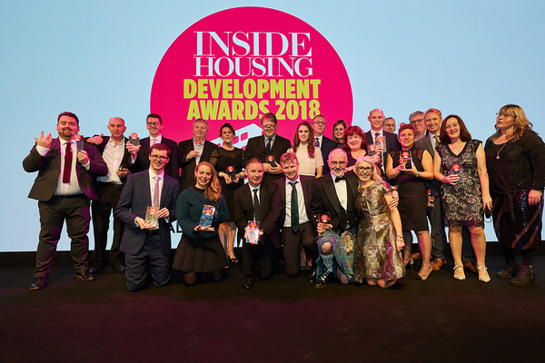 Inside Housing Development Awards winners announced