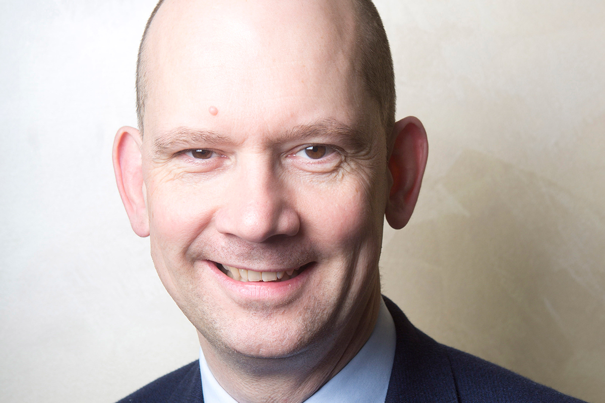 Peter Denton, chief executive of Hyde Group, is reported to be the preferred candidate to become Homes England CEO