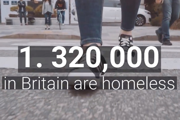 Five things you need to know about homelessness