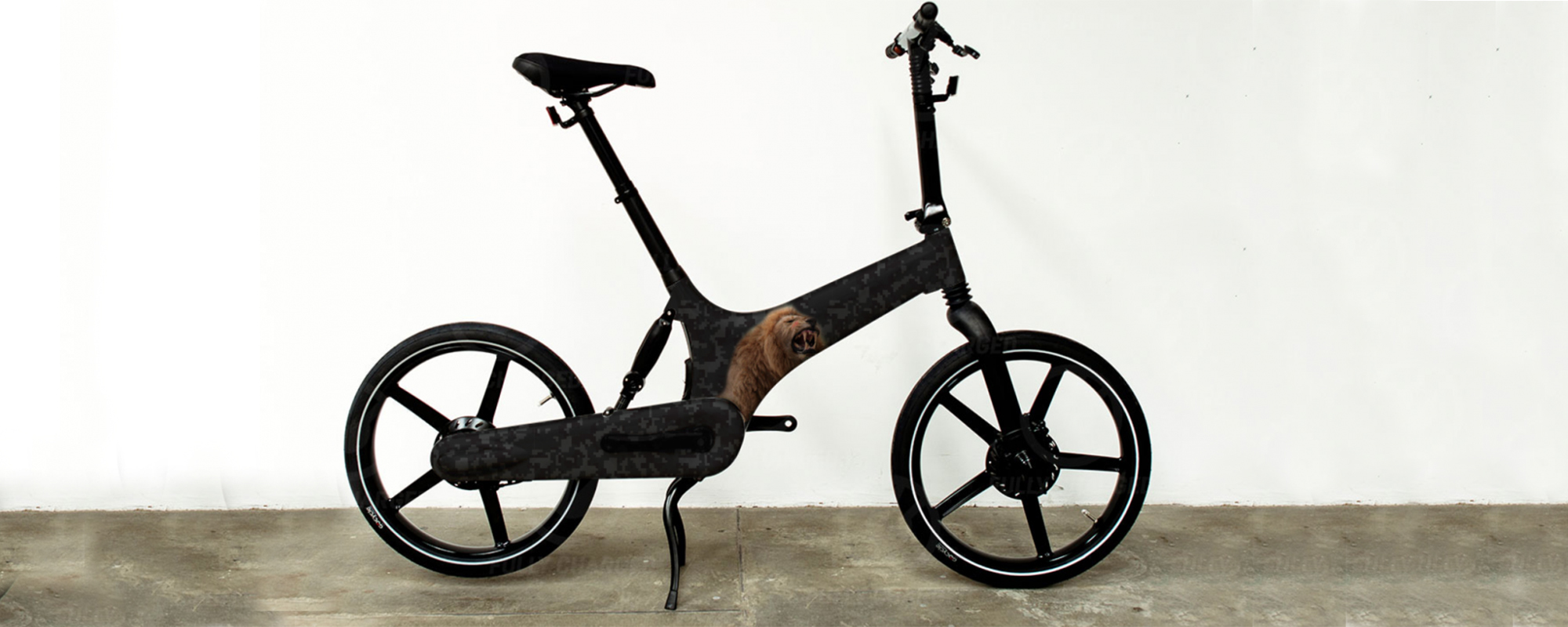 Image of the Gocycle electric bike