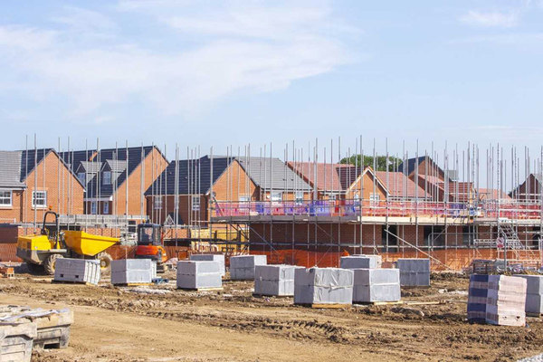 House builder and social landlord sign £103m joint venture