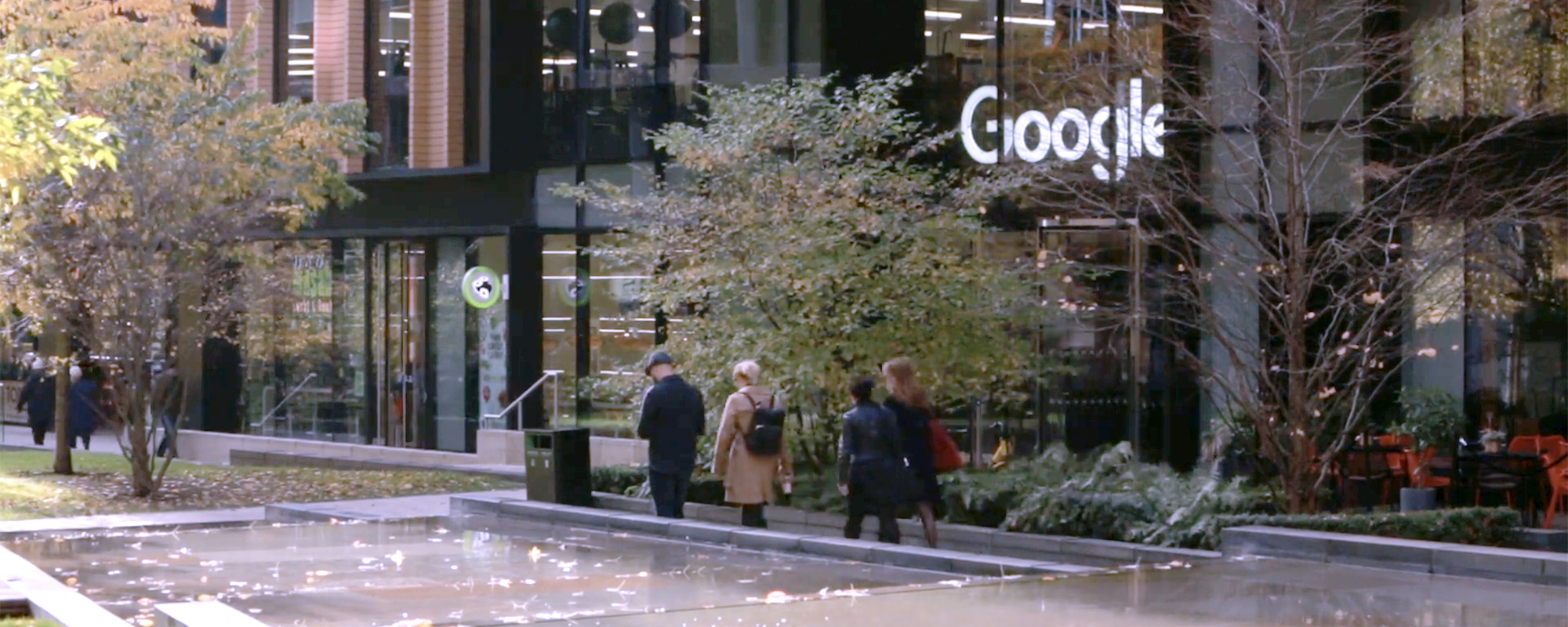Google UK offices in Kings Cross