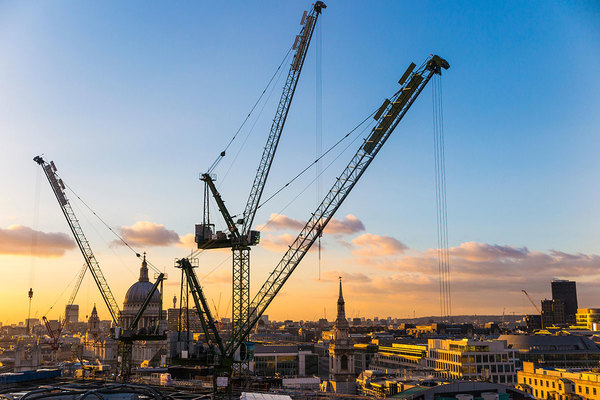 London affordable housing starts hit highest level since 2012 but long-term target looms large
