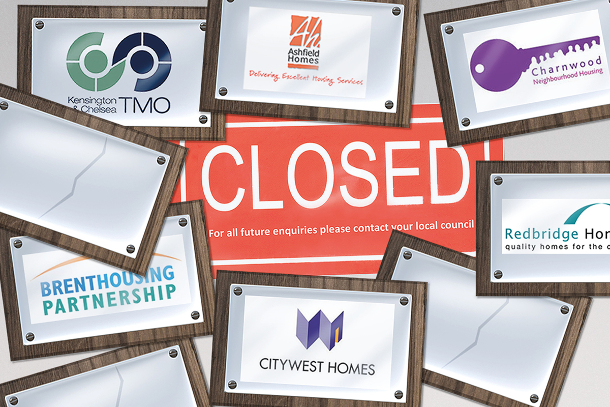 ALMO closures: how are they affecting services?