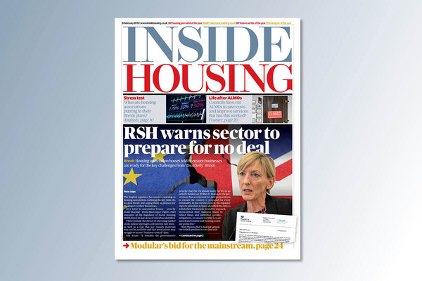 15 February digital edition of Inside Housing out now