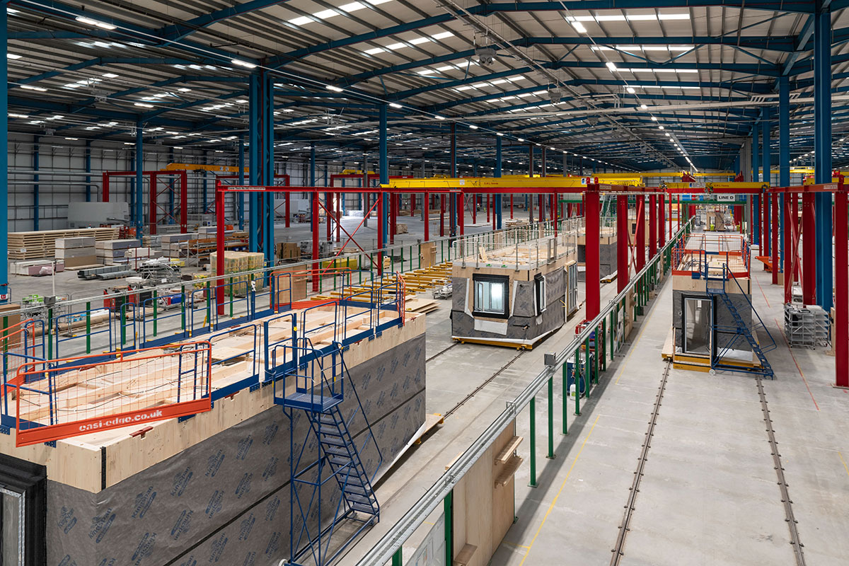 Inside Housing - Insight - We take a look around L&G's housing factory