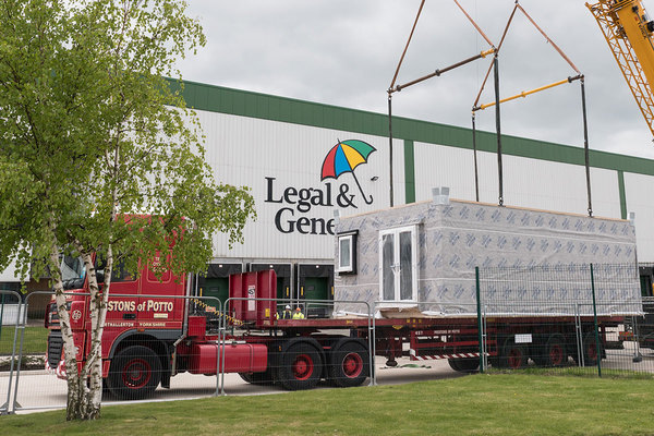 Morning Briefing: another year of heavy losses for L&G's modular homes business