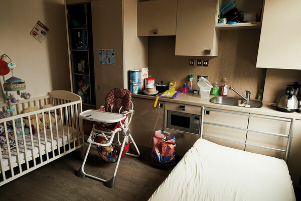 Bedrooms of London: images from a new exhibition about child poverty
