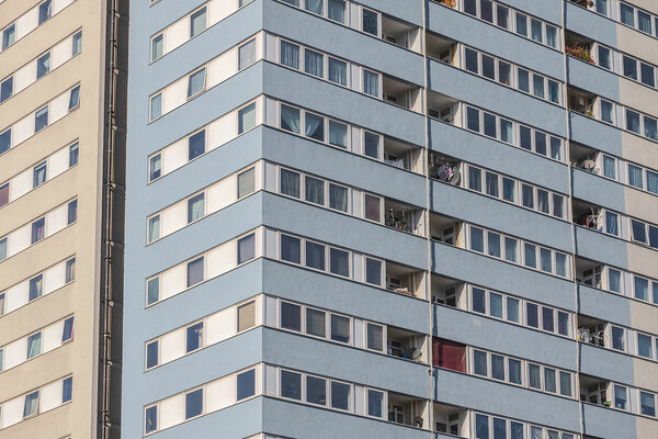Welsh government stands firm over decision not to help fix private ACM-clad blocks