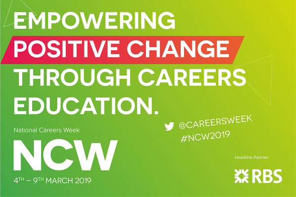 National Careers Week run from 4 to 9 March